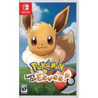 Pokemon: Let´s Go Eevee - Switch