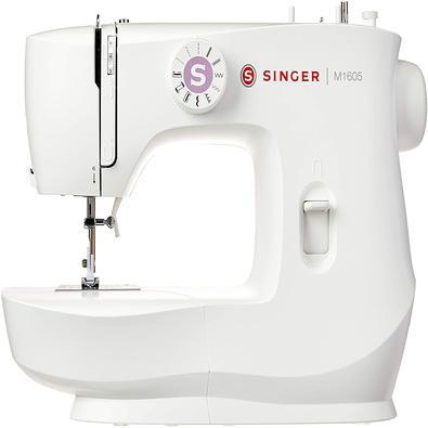 Máquina De Costura Portátil Singer M1605 6 Pontos 110v