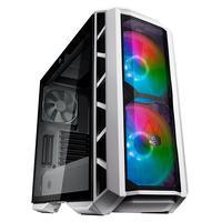 Gabinete Gamer, Cooler Master, Mastercase H500P, Mesh Mid Tower, 2 FAN RGB, Lat. Vidro, MCM-H500P-WGNN-S01