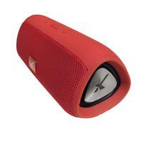 Caixa De Som Bluetooth Portátil Xtrad Entrada USB Xdg E16+ Vermelha