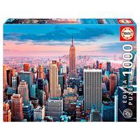 Puzzle 1000 Peças Manhattan - New York - Educa - Importado