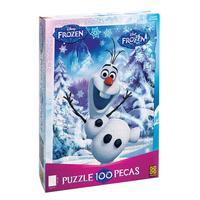 Puzzle 100 Peças Frozen
