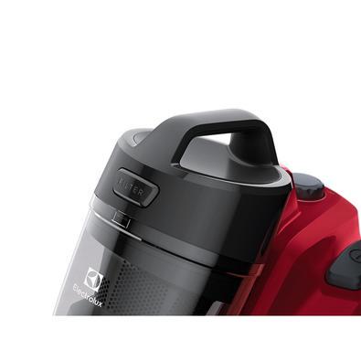 Aspirador De Pó Sem Saco 1800w Easec3 Easybox Electrolux Plus Filtro Hepa E Bocal Pet (eas31) 220v