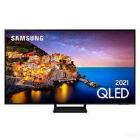 "Smart Tv 4k Samsung Qled 55"" Com Modo Game, Alexa Built In, Wi-fi - Qn55q70aagxzd"