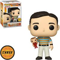 Boneco Funko Pop Chase The 40 Year Old Virgin Andy Stitzer 1064