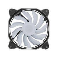 Cooler Fan 14 Led Branco 12cm, 120x25 120mm, 2 Plugs Dx-12f