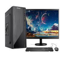 """Computador Completo Fácil Intel Core I3 10100f (décima Geração) 8gb Ddr4 Geforce Nvidia 1gb Ssd 960gb Monitor 19"""" Hdmi"""