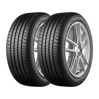 Kit 2 Pneus Bridgestone Aro 17 225/50r17 Turanza T005 94v