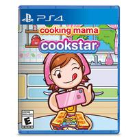 Cooking Mama Cookstar - Ps4