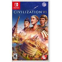 Sid Meier´s Civilization Vi - Switch