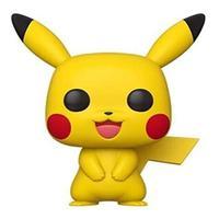 Boneco Funko Pop Games Pikachu 353 Pokemon Ed. Especial 10cm
