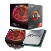 Processador Amd Ryzen 7 3.6ghz Turbo 4.4ghz 3700x 32mb Am4 Sem Video