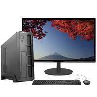 "Computador Fácil Slim Premium Completo Intel Core I5 9400F Nona Geração, 8GB DDR4, HD 1TB, Monitor 21.5"" Led, HDMI"