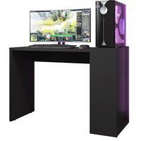 Mesa Para Computador Notebook Pc Gamer Magic B01 Preto - Lyam Decor