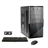 Computador Corporate I3 4gb 120gb Ssd Kit Multimídia Windows 10