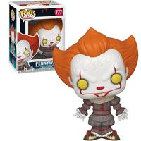 FUNKO POP! IT: CHAPTER 2 - PENNYWISE WITH OPEN ARNS #777
