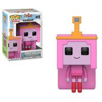 Boneco Funko Pop Adventure Time Minecraft Princess Bubblegum 415