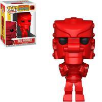 Boneco Funko Pop Rock Em Sock Red Rocker 15
