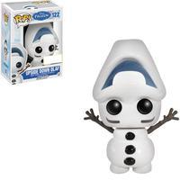 Boneco Funko Pop Disney Frozen Ii Olaf Upside Down 122