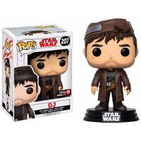 Boneco Funko Pop Exclusive Star Wars Dj 207