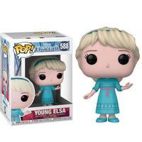 Boneco Funko Pop Disney Frozen Ii Young Elsa 588