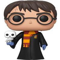 Boneco Funko Pop Harry Potter  *super Sized 18* Harry With Hedwig 01