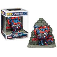 Boneco Funko Pop Marvel Spider Man Graffiti 762
