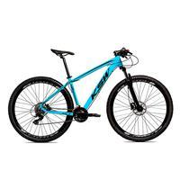 Bicicleta Alum 29 Ksw Cambios Gta 24 Vel A Disco Ltx Hidráulica - 21'' - Azul/preto
