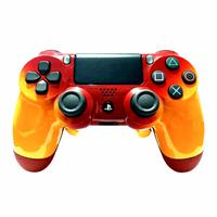 Controle Playstation 4, Dualshock 4, Competitivo, Iron Red