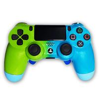 Controle Playstation 4, Dualshock 4, Competitivo, Forest Green