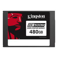 SSD Servidor 480GB Kingston, Sata III 6GB por seg. - SEDC 500M-480G
