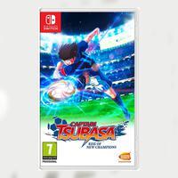 Captain Tsubasas Rise Of New Champions - Switch