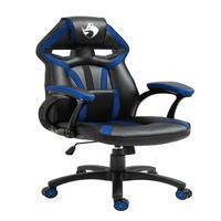 Cadeira Gamer Fox Racer Cross - Preta/azul