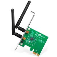 Placa De Rede Wi-fi Pci Express Tp-link, Tl-wn881nd - 300mbps, Espelho Low Profile