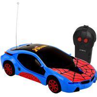 Veiculo Web Storm 3 Func - Spider Man - Pilhas - Teto Preto