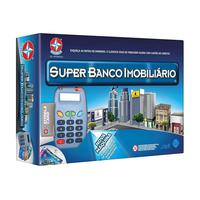 Jogo De Tabuleiro Estrela Super Banco Imobiliário