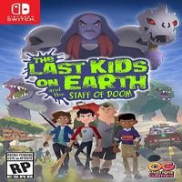 The Last Kids On Earth And The Staff Of Doom - Switch