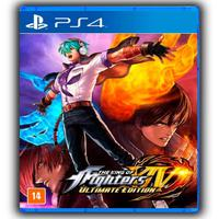 The King Of Fighters Xiv Ultimate Edition  - Ps4