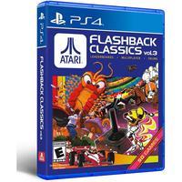 Atari Flashback Classics Vol. 3  - Ps4