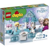 Lego Duplo Frozen - A Festa Do Chá Da Elsa E Do Olaf 10920
