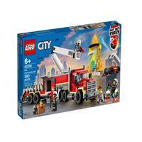 Lego City - Unidade De Controle De Incêndios - 380 Peças - 60282