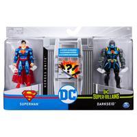 DC - Figuras de 10 cm com Vilão Superman Darkseid