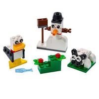 Lego® Classic - Blocos Brancos Criativos - 11012