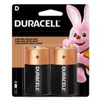 Pilha Alcalina Duracell D 1,5v Grande Com 2un