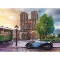 Quebra Cabeça 2000 Peças Catedral De Notre Dame