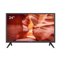 """Tv 24"""" Multilaser Hd C/ Conversor 2 Hdmi 1 Usb - Tl037"""