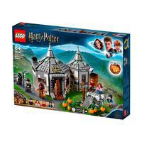 Lego Harry Potter: A Cabana De Hagrid: O Resgate De Buckbeak - 75947