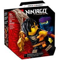Lego Ninjago - Conjunto De Combate Épico - Cole Vs Guerreiro Fantasma - 71733