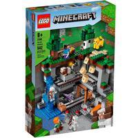 Lego Minecraft - A Primeira Aventura - 21169