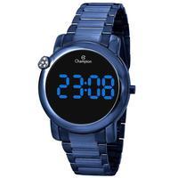Relógio Feminino Champion Digital Ch48064a - Azul